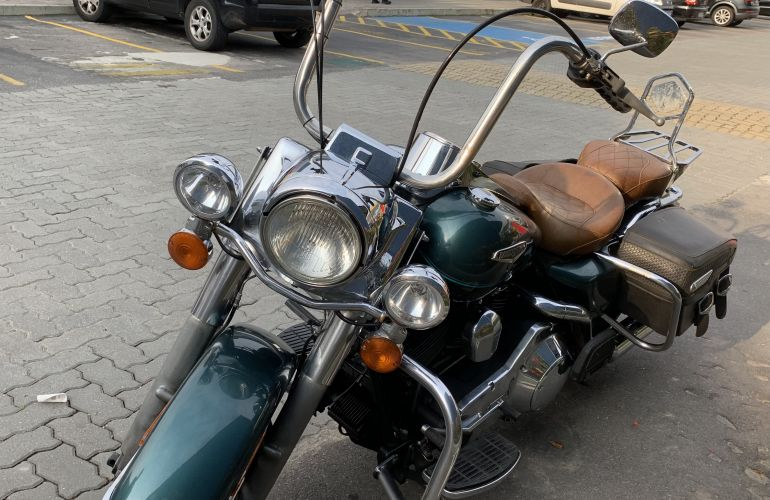 Harley-Davidson Custom Night Train - Foto #6