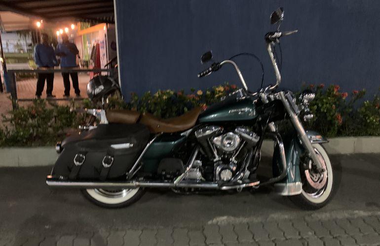 Harley-Davidson Custom Night Train - Foto #7