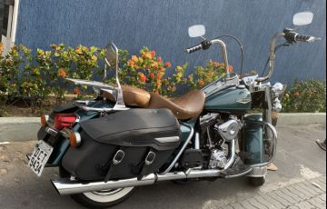 Harley-Davidson Custom Night Train - Foto #8