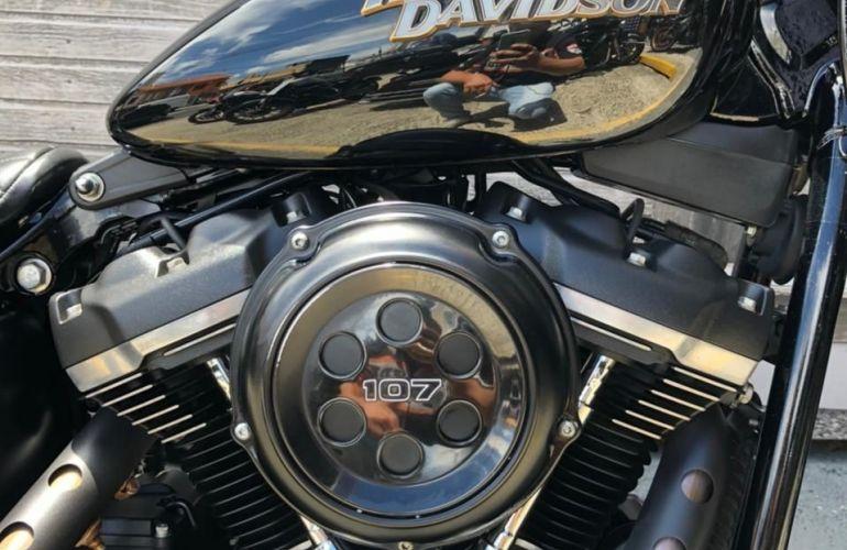Harley-Davidson Softail Street Bob - Foto #3