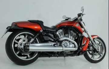Harley-Davidson V Rod Muscle - Foto #8