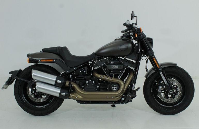 Harley-Davidson Softail Fat Bob 114 - Foto #1