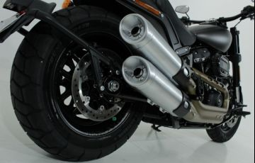 Harley-Davidson Softail Fat Bob 114 - Foto #6