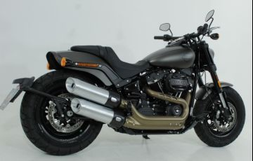 Harley-Davidson Softail Fat Bob 114 - Foto #8