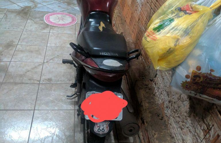 Honda Cg 150 Fan ESi - Foto #8