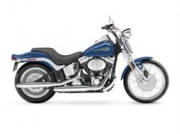 Harley-Davidson Fxsts