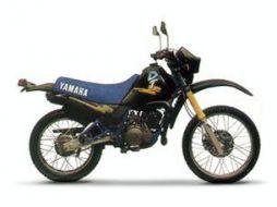 Yamaha Dt 180 Z