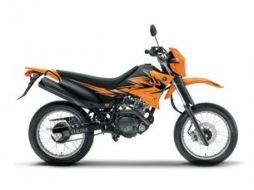 Yamaha XTZ 125 X
